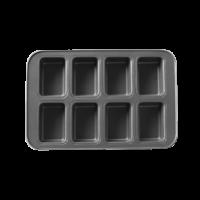 8 Cavity Petite Loaf Pan